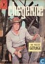 Comics - Cheyenne - De valse getuige