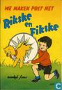 Bandes dessinées - Rikske en Fikske - Wij maken pret met Rikske en Fikske