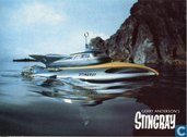 E108 - Stingray on patrol at sea