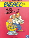 Comic Books - Biebel - Kort geknipt?!