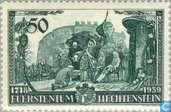 Vorst Franz Josef II- Huldinging