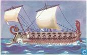 Een Griekse driedekker