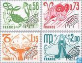 1978 Zodiac signs  (FRA 966)