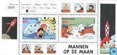 Postage Stamps - Netherlands [NLD] - Comic stamps - Tintin