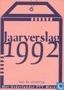 Jaarverslag 1992 van de stichting Het Nederlandse PTT museum