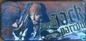 Captain Jack Sparrow pennenblikje