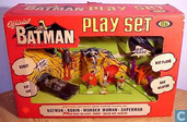 Batman Playset 11-piece