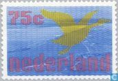Postage Stamps - Netherlands [NLD] - Zuiderzee project