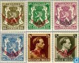 1936 Koning Leopold III (BEL D5)