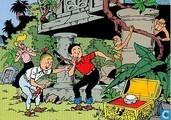 Suske en Wiske in de jungle
