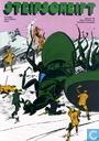 Bandes dessinées - Stripschrift (tijdschrift) - Stripschrift 166