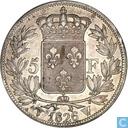 Frankreich 5 Franc 1826 (W)