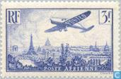 Aircraft over Paris