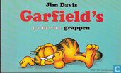 Comics - Garfield - Garfield's gemene grappen