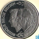 "Coins - Belgium - Belgium 250 francs 1999 ""40th Wedding Anniversary - King Albert and Queen Paola"""