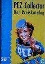 PEZ-Collector, Der Preiskatalog