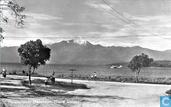 Havenuitzicht Manokwari Nieuw-Guinea