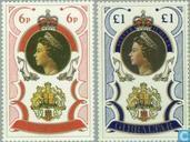 25 ans de Regency Queen Elizabeth II