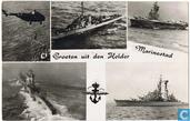 Groeten uit  Den Helder  marinestad