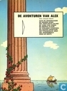 Comic Books - Alix - Alex de onversaagde