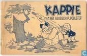 Bandes dessinées - Cappi - Kappie en het goudschip Poolster