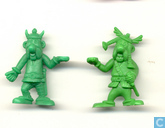 Les porteurs de boucliers Abraracourcix