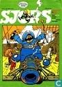 Bandes dessinées - Sjors van de Rebellenclub (tijdschrift) - 1970 nummer  17