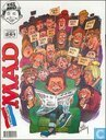 Comic Books - Mad - Vol.1 (magazine) (Dutch) - Nummer  261