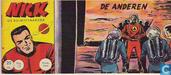 Comics - Nick der Weltraumfahrer - De anderen
