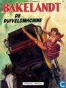 Bandes dessinées - Jean Gaillard - De duivelsmachine
