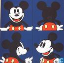 Zeefdruk Mickey