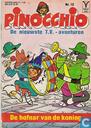 Strips - Pinokkio - De hofnar van de koning