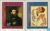 150 years Hans Makart, 100 years Egon Schiele
