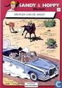 Bandes dessinées - Sandy en Hoppy - Druiven van de angst