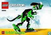 Lego 20003 Dinosaur