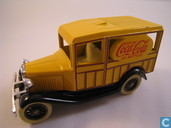 Ford Model-A Woody 'Coca-Cola'