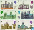 Britse architectuur - Kathedralen