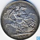 Deutschland 1894 1 Crown