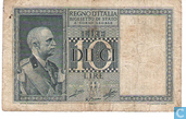 Italie 10 Lire