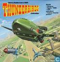 Thunderbirds Calendar 1991