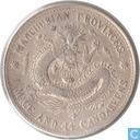 Mandschurei 20 Cents 1913