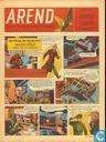 Bandes dessinées - Arend (magazine) - Jaargang 11 nummer 6