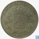 Belgium 2½ francs 1848