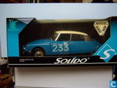 Model cars - Solido - Citroën DS 19