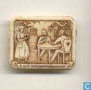 Pins and buttons - Winterhilfswerk des Deutschen Volkes - O alte Burschen Herrlichkeit