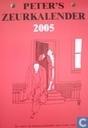 Peter's zeurkalender 2005