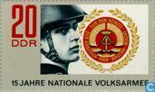 15 Jahre Nationale Volksarmee