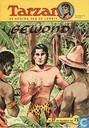 Strips - Tarzan - Gewond