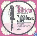 Tambourine girl