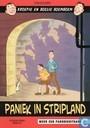 Comics - Kroepie en Boelie Boemboem - Paniek in stripland